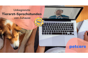 pet-care – Der Tierarzt auf Ihrem Smartphone