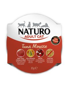 Naturo Cat Thunfisch Mousse 85 g