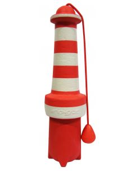 Leuchtturm 25 cm schwimmend