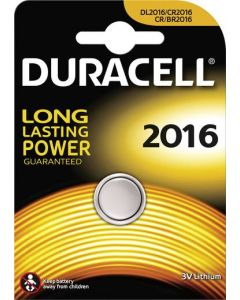 Duracell Lithium Knopfzelle 3V CR2016 21%