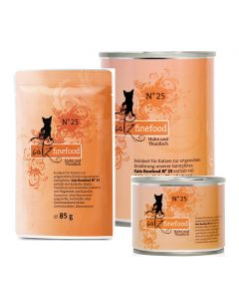 Catz finefood N° 25 Huhn & Thunfisch