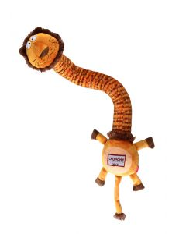 Gigwi Crunchy Neck Löwe, mit Squeaker   55 cm