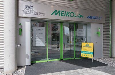 Meiko Tierkompetenzzentrum Lyssach - Schweiz