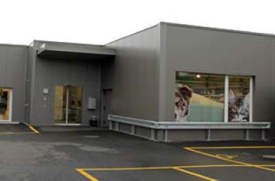 Meiko Tierkompetenzzentrum Maienfeld - Schweiz